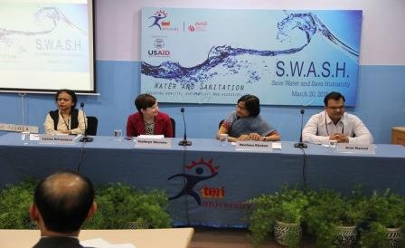 SWASH 2015- Save Water and Save Humanity
